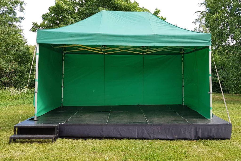 Easy-Up Tent 3x4,5m