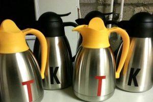 Koffie- en Theekannen